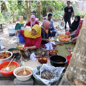 Self-Sufficiency in Impoverished Indonesian Communities